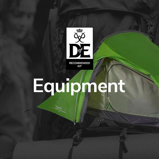 DofE Recommended Equipment
