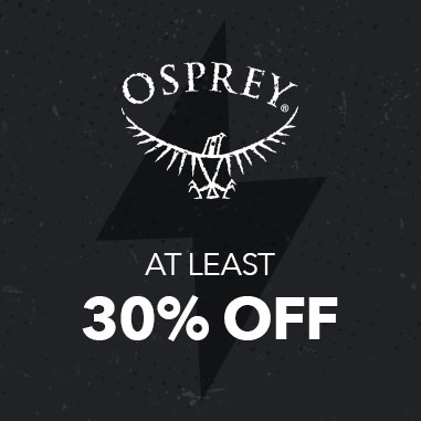 Up To 30 Percent Off Osprey