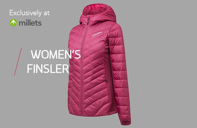 Women's Berghaus Finsler Jacket