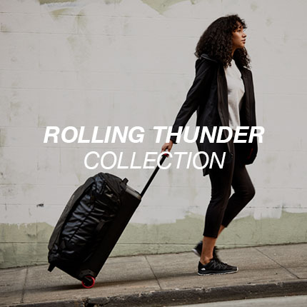 The North Face Rolling Thunder Collection