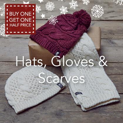 Hats, Gloves & Scarves
