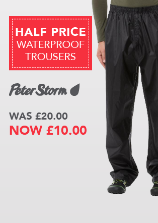 Half Price Waterproof Trousers