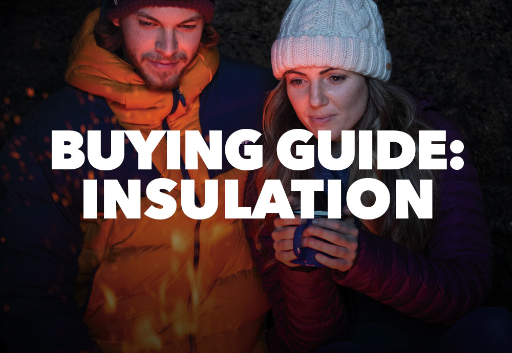 Buying Guide: Insulated Jackets