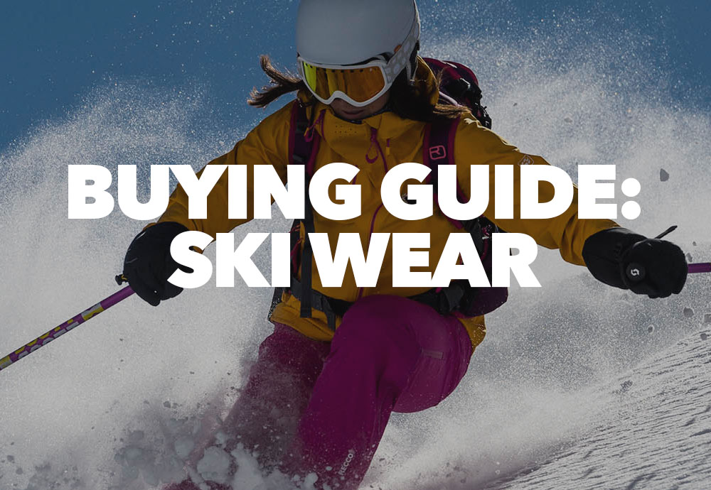 Buying Guide: Ski Wear