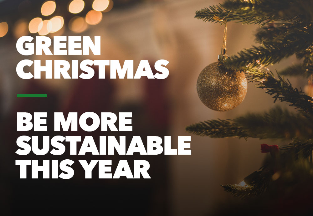 Green Christmas: Be More Sustainable This Year