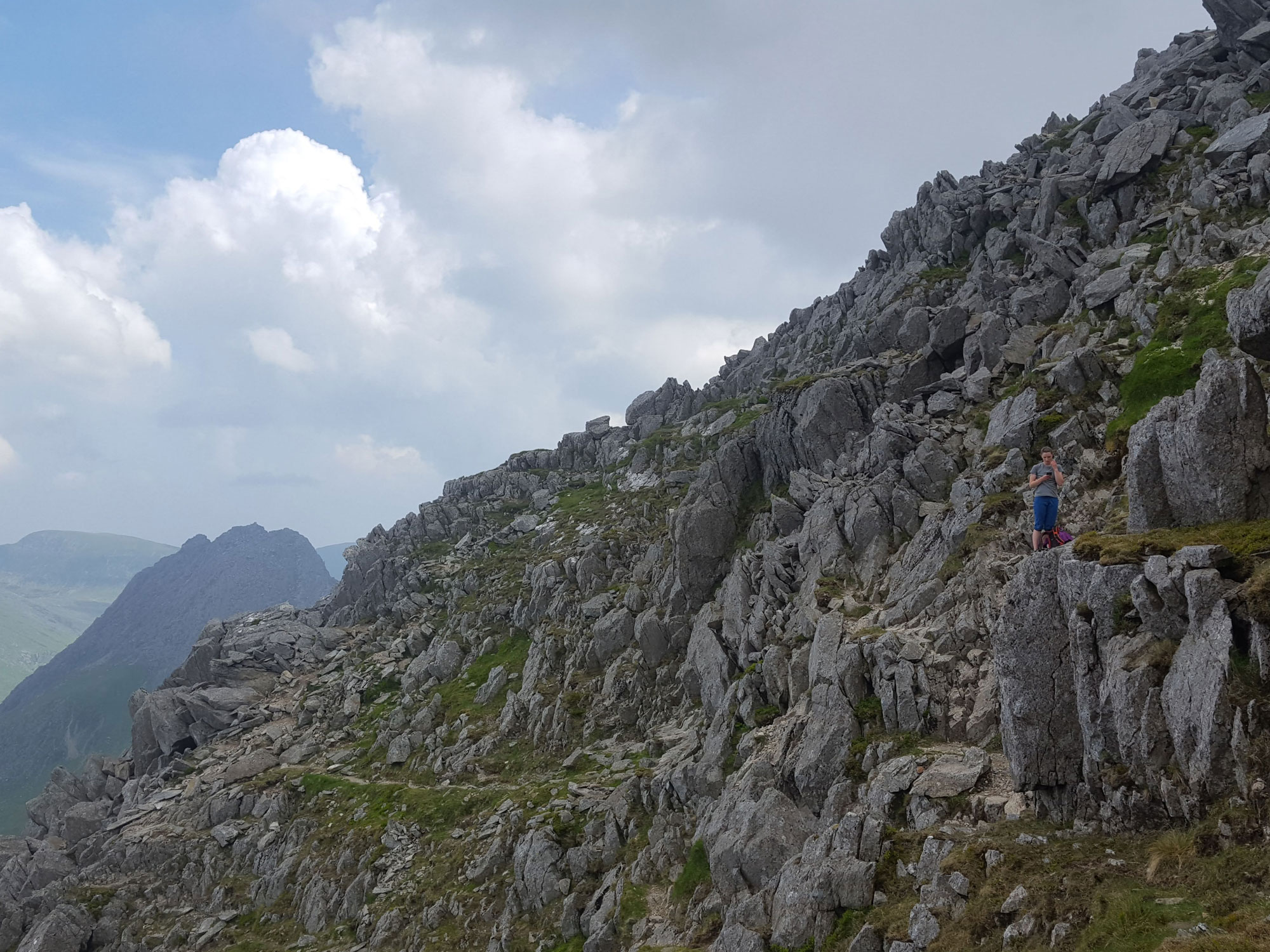 The Glyders, Snowdonia