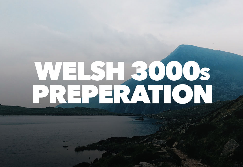 Welsh 3000s Hiking Challenge Preparation