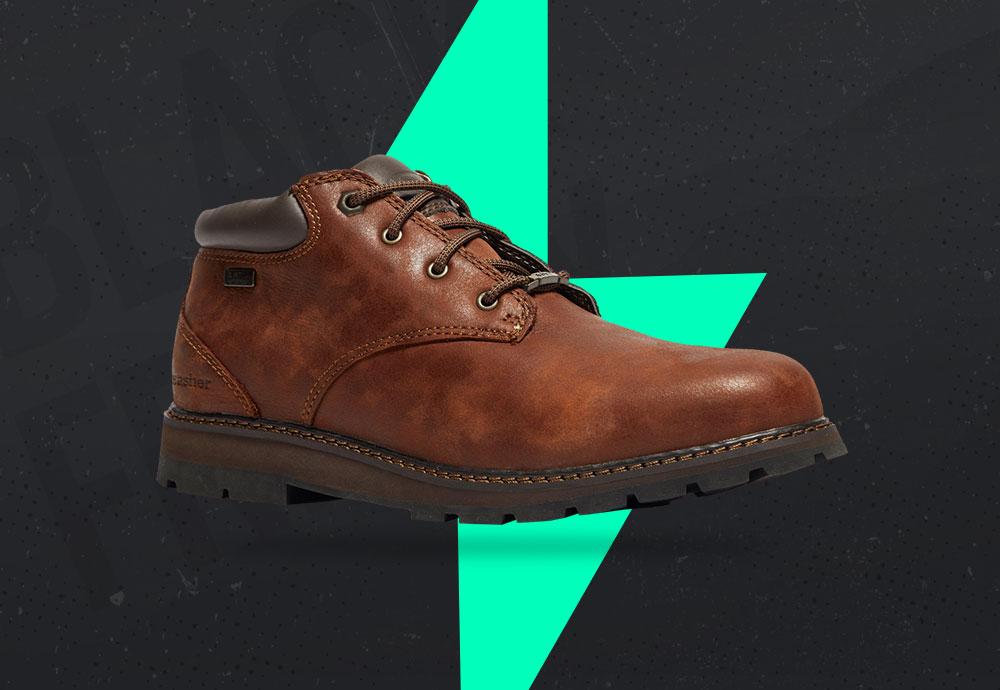 Brasher Country Traveller Walking Boot