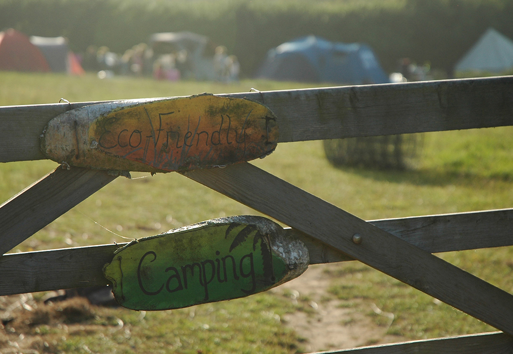 Cerenity Dog Friendly Campsite