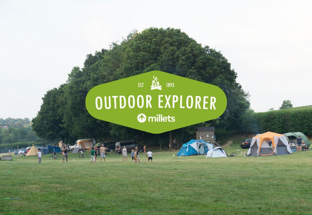 Millets Official Outdoor Explorers