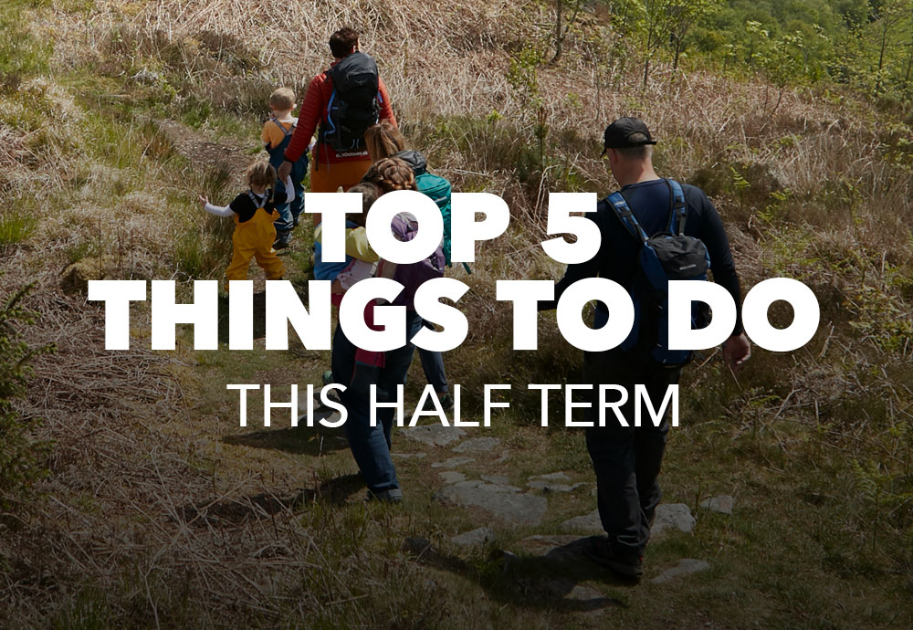 Top 5: Kid-Friendly Ideas For February Half-Term