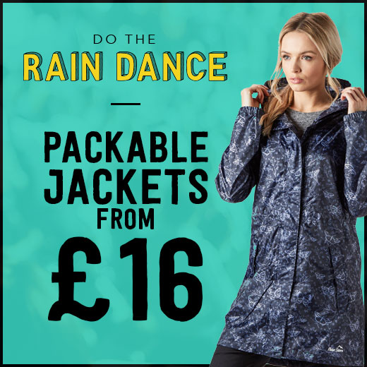 Festival Packable Jackets