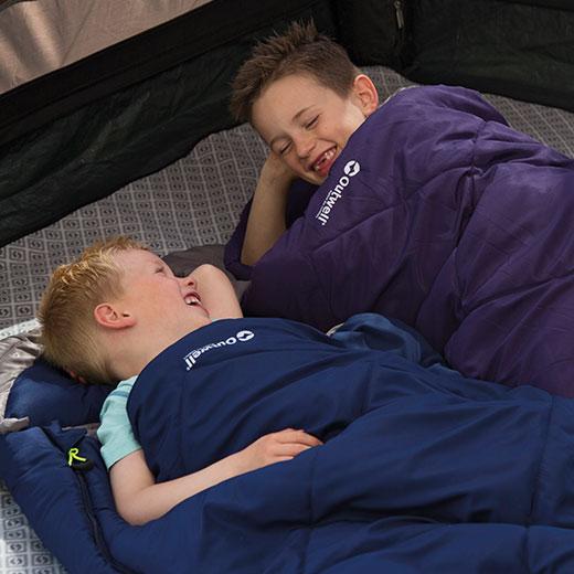 Sleeping Bags & Air Beds