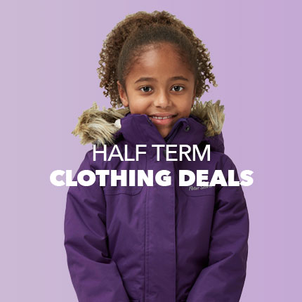 Half Term Clothing Deals