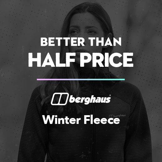 Better Than Half Price Berghaus Fleece