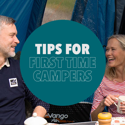 Tip For First Time Campers