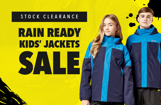 Kids' Jackets Sale