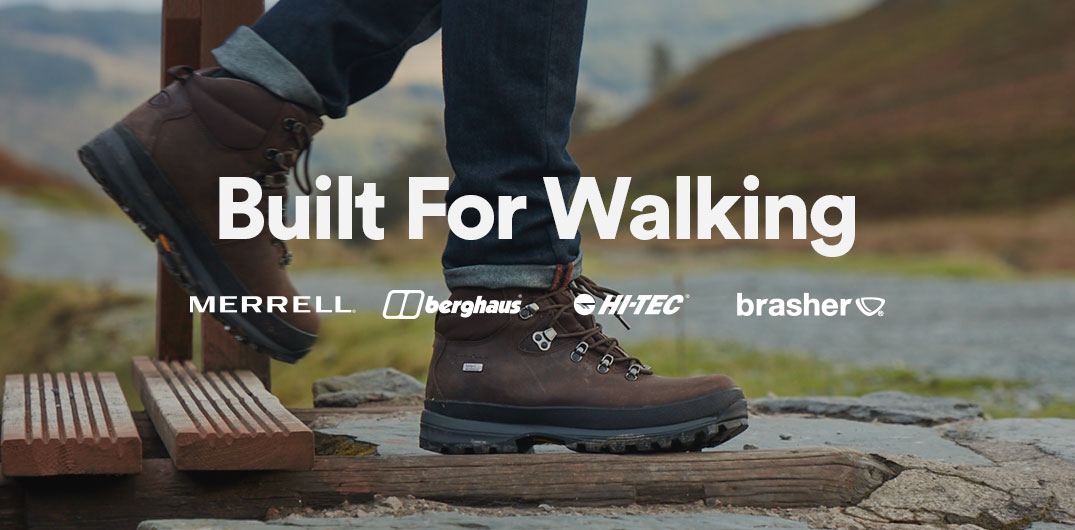 Built For Walking - Walking Boots